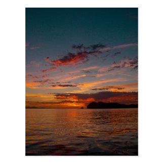 Baja Sunrise 03 Postcard