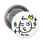 bajai, Dim Sum Pinback Button
