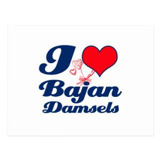 Bajan design postcard