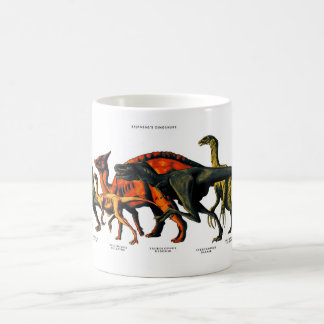 Bajanzag's Dinosaurs Coffee Mug