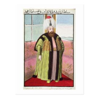 """Bajazet (Bayezid) II (c.1447-1512) llamó """"Adli"""", Postales"""