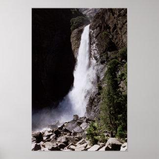 Baje las cataratas de Yosemite - 2002 Impresiones