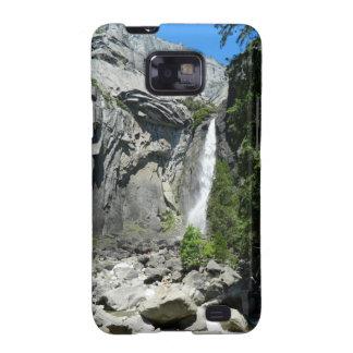 Baje las cataratas de Yosemite Samsung Galaxy SII Funda