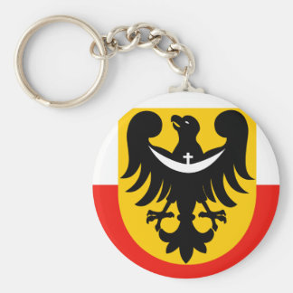 Baje Silesia, Polonia Llavero Personalizado