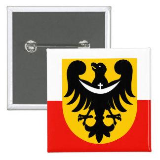 Baje Silesia, Polonia Pin
