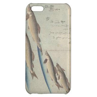 Bajío de caso del iPhone de los pescados