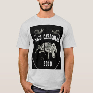 BAJO CARACOLES RUTA 40 (2) T-Shirt