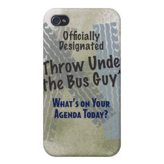 Bajo caso duro del iPhone 4 4S Shell del individuo iPhone 4 Carcasas