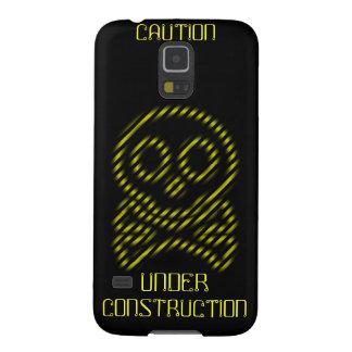 Bajo caso gallaxy de Samsung del cráneo de la Carcasa Galaxy S5