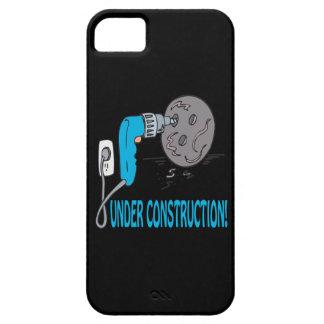 Bajo construcción iPhone 5 Case-Mate cárcasa
