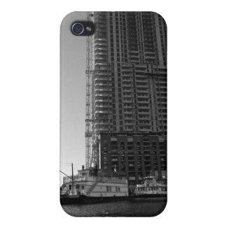 bajo construcción iPhone 4/4S carcasa