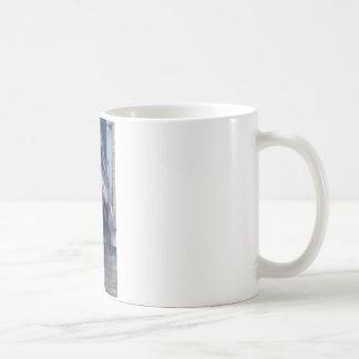 Bajo cubiertas separadas taza de café