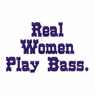 Bajo del juego de las mujeres reales