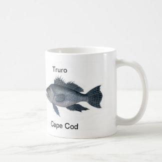 Bajo del Mar Negro, Truro, Cape Cod, taza