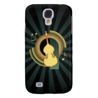Bajo doble Deco Funda Para Galaxy S4