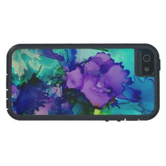 Bajo extracto del mundo del agua iPhone 5 funda
