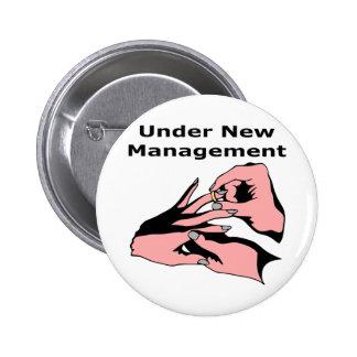 Bajo nueva gestión pin