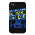 Bajo presión iPhone 4 coberturas