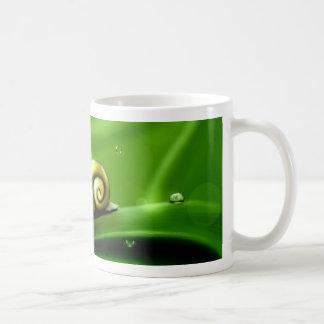 ¡BAJO TIEMPO (caracol lindo)! Taza Clásica
