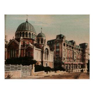 Bajos Pyrénées - Biarritz Francia 1908 de Les Postal