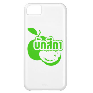 Bak Sida ☆ Farang written in Thai Isaan Dialect ☆ iPhone 5C Cover