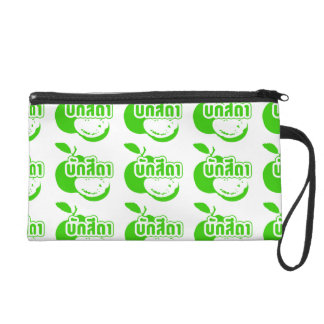 Bak Sida ☆ Farang written in Thai Isaan Dialect ☆ Wristlet