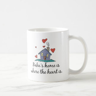 Baka's Home is Where the Heart is Mugs