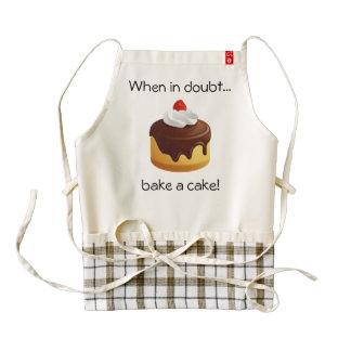 Bake A Cake Apron