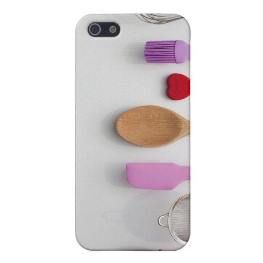 Bake. Eat. Love. iPhone SE/5/5s Cover