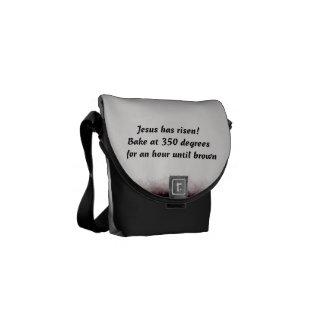 Bake Me A Jesus Courier Bag