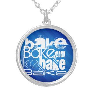 Bake; Royal Blue Stripes Jewelry