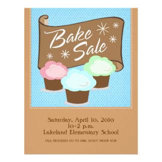 Bake Sale Flyers