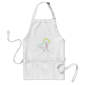 Bake Sale Today Adult Apron
