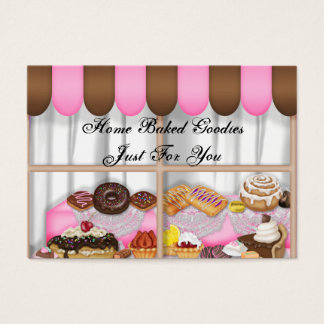 Bake Shop  Business Card
