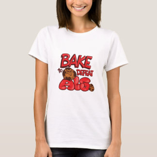 Bake to Defeat ALS Cookie Specific T-Shirt