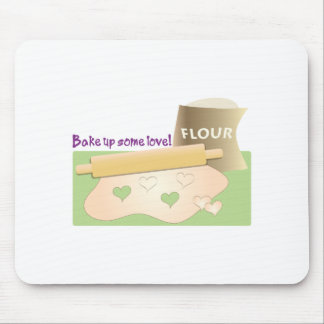 Bake Up Some Love! Mouse Pad
