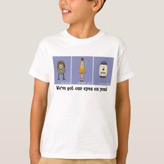 Bake-zouri, Karakasa-obake, and Chouchin-obake T-Shirt