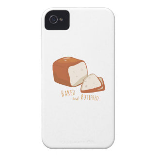 Baked and Buttered iPhone 4 Cases