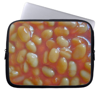 "Baked Beans 10"" Laptop Sleeve"