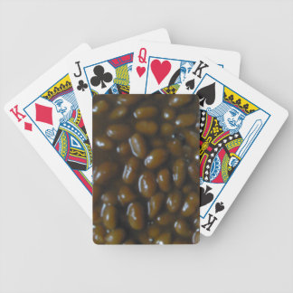 Baked Beans Bicycle Playing Cards