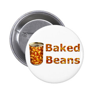 Baked Beans Can Button