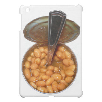 Baked Beans in Tin Can with Spoon Case For The iPad Mini