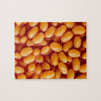 Baked beans jigsaw puzzle. jigsaw puzzle