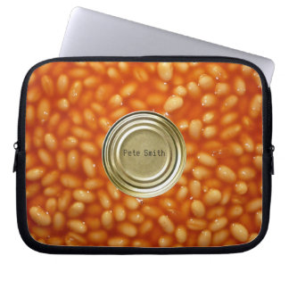 Baked Beans Laptop Sleeves