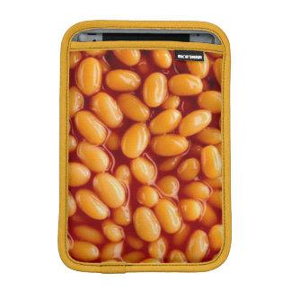 Baked beans on iPad mini sleeve