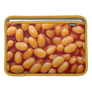 Baked beans on MacBook Air 11ins sleeve MacBook Sleeve