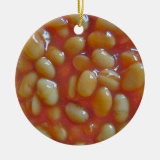 Baked Beans Ornament