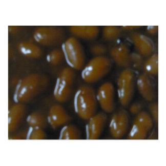 Baked Beans Postcard