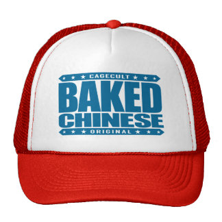BAKED CHINESE - I Am Expert Dragon Chaser, Trucker Hat