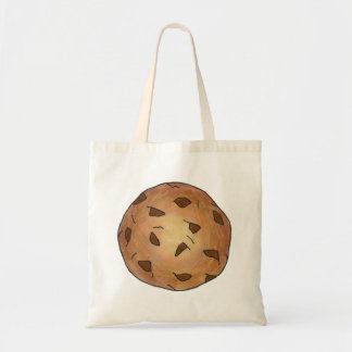Baked Chocolate Chip Cookie Cookies Dessert Tote